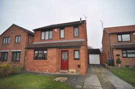 17 Glastonbury Close, Spennymoor - SOLD